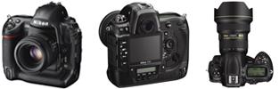 Nikon D3S, Quelle: nikon.de